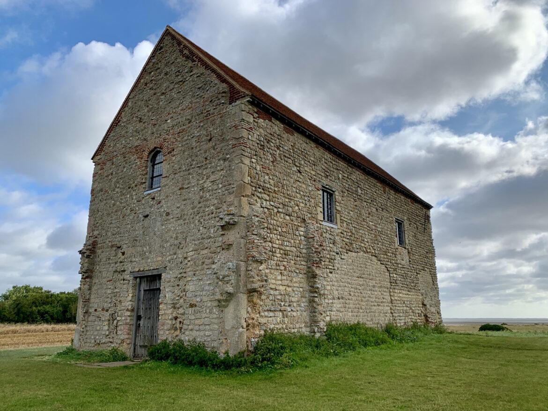St Peters Chapel, Bradwell